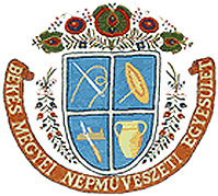 Békés Megyei Népművészeti Egyesület logó